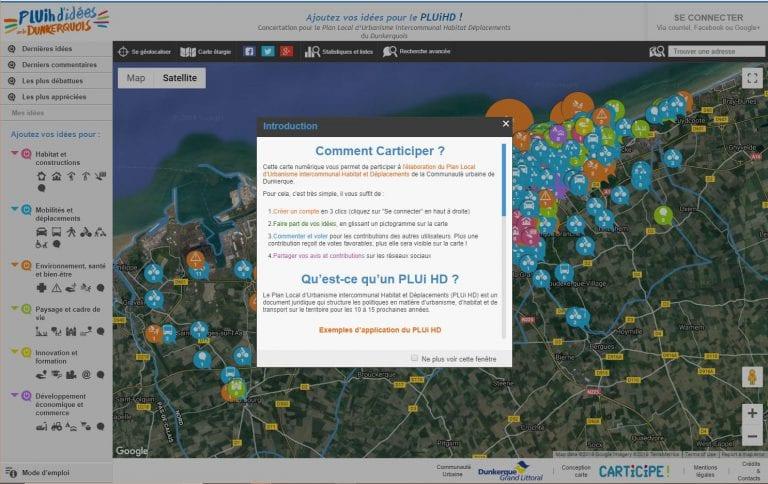 Debatomap, version Debatomap 2020 municipales