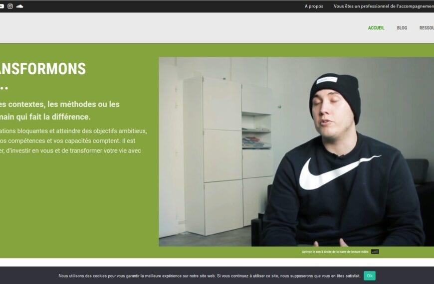 Juin 2021 – Création d'un site vidéos Websérie, pour l'ONG Phyto Victimes